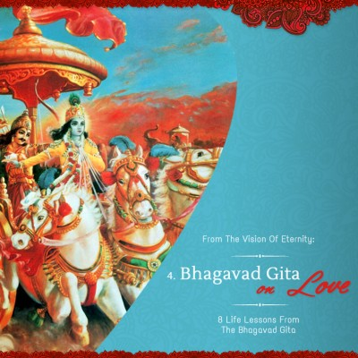LOVE: 8 Life Lessons from the Bhagavad-gita