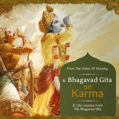 Bhagavad Gita Life Lessons